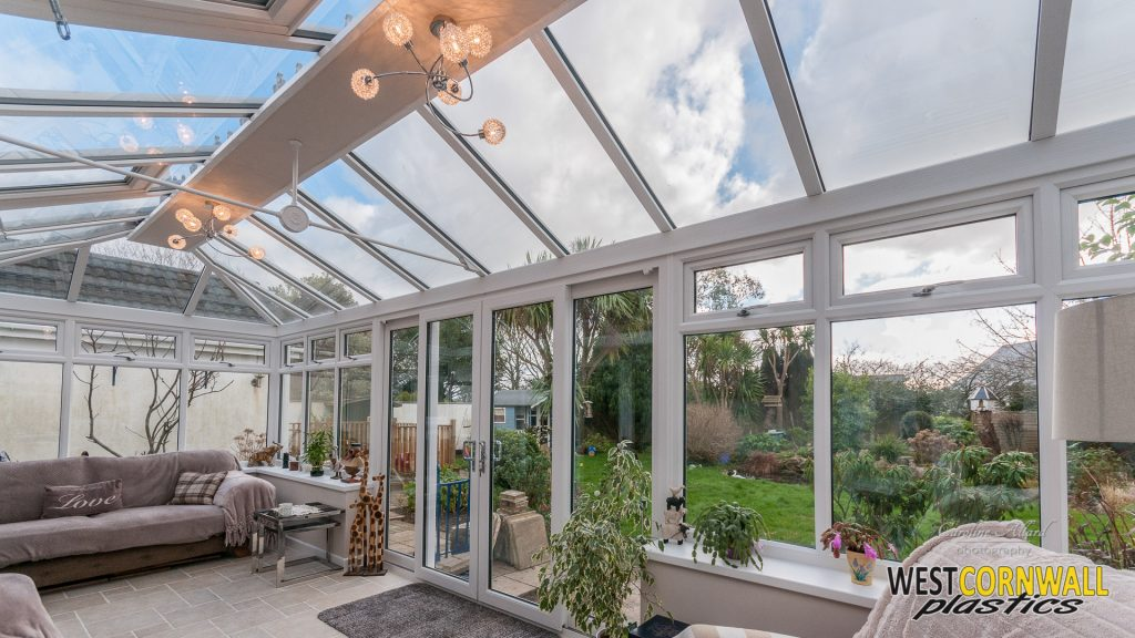Conservatory - Double Ended Edwardian